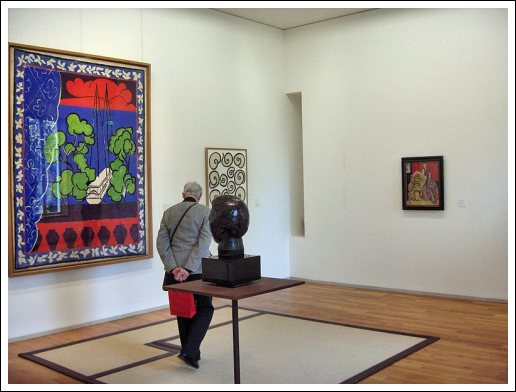 Henri matisse peintre biographie matisse oeuvres for Combien prend un peintre au m2
